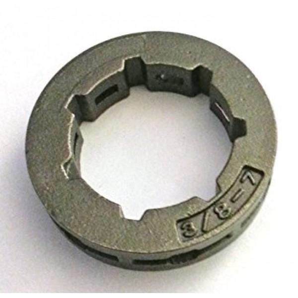 Piñon cadena 3/8'' 7D