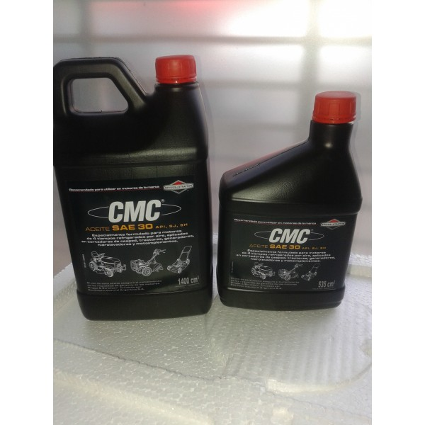 Aceite CMC SAE 30 4T x 1400ml
